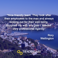 Wellington Review   Rory